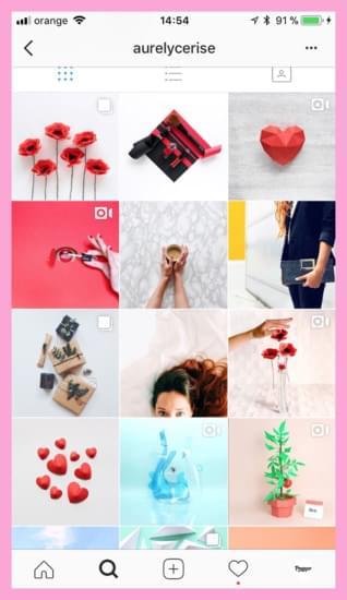 Instagram FAQ: How can I develop an Instagram aesthetics?