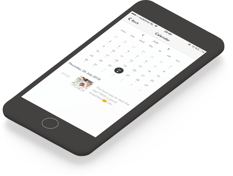 Download our iOS app for Instagram scheduling on the go